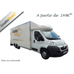 leader rent location camion d m nagement 22m3 bordeaux. Black Bedroom Furniture Sets. Home Design Ideas